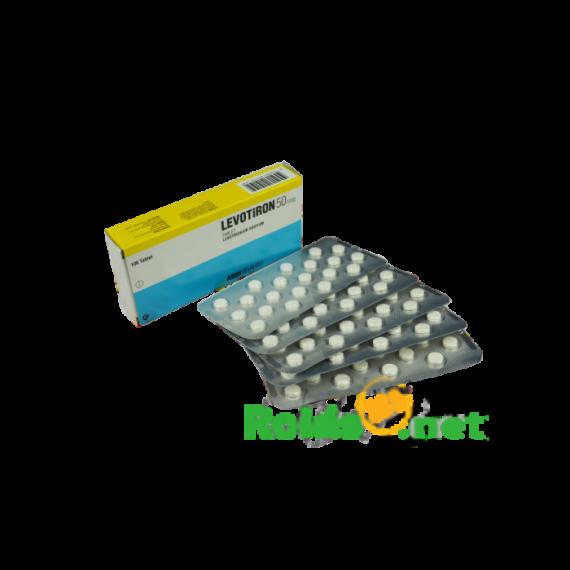 Levotiron T4 50 Mcg