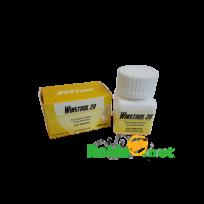 BVS Labs Winstrol (Stanozolol ) Tablet - 20mg / 100 Tabs