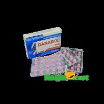 Balkan Pharmaceuticals Danabol 10