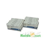 10 x Bayer Proviron 25 Mg. (200 Tabs)
