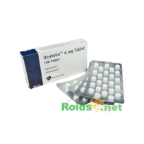 Buy Ventolin 4 mg (Salbutamol)
