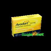 Avodart 0.5mg 30 soft capsules GlaxoSmithCline
