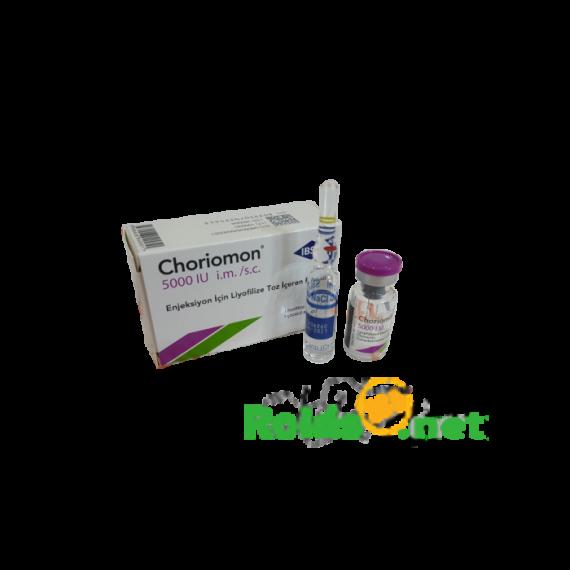 Buy Choriomon HCG Pregnyl 5000iu