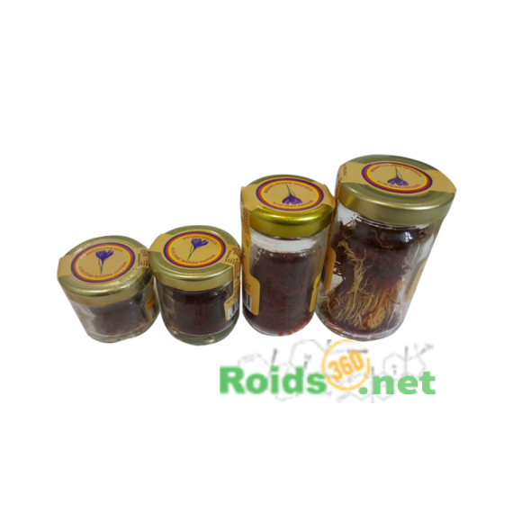 Buy Pure Persian Saffron 1gr Glass Pack