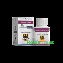 Odin Anabolics Dianabol 50 mg (USA DOMESTIC)