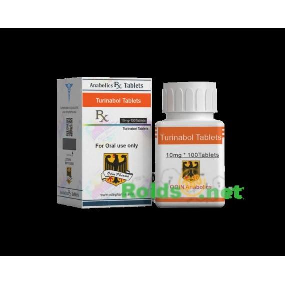 Odin Anabolics Turinabol 10 mg. (USA DOMESTIC)