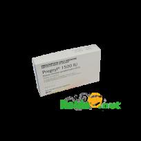 Buy Organon HCG Pregnyl 1500iu