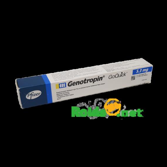 Pfizer Genotropin 16iu (HGH - Somatropin) 5.3mg